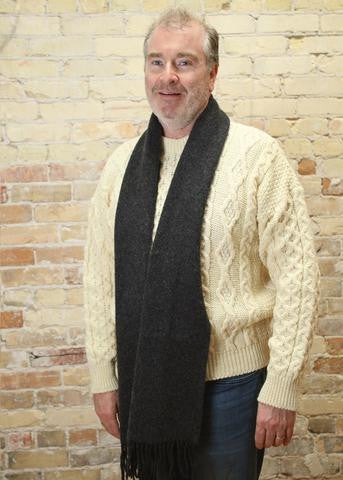 Cashmere & Merino Wool Scarf! Was $54.95 NOW $29.95