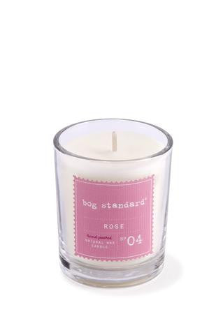 Small Rose Candle by Bog Standard