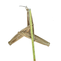 St Brigid Cross Celtic Cross 3 Arm Reed Cross 10
