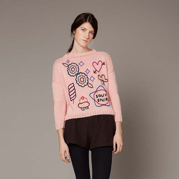 Pink Ella jumper - Limited Edition