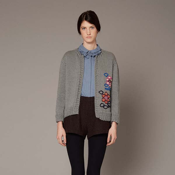 Grey Romy Cardigan - Limited Edition