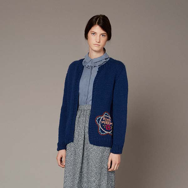 Navy Romy Cardigan - Limited Edition