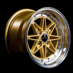 JNC002 Gold Machined Lip