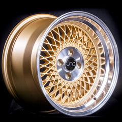 JNC031 Gold Machined Lip
