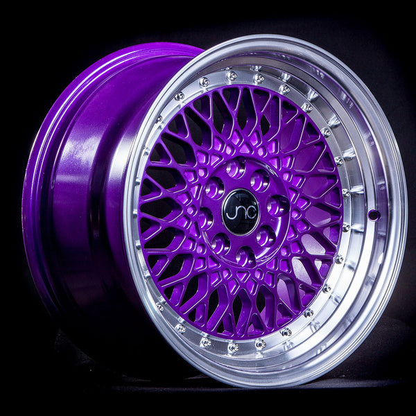 JNC031 Candy Purple Machined Lip