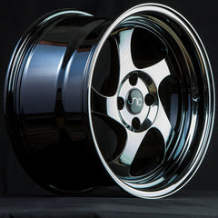 JNC034 Black Chrome