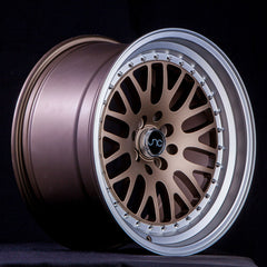 JNC001 Matte Bronze Machine Lip