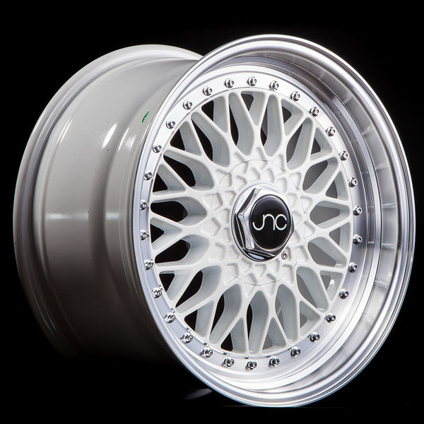JNC004 White Machined Lip