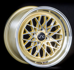JNC040 Gold Machined