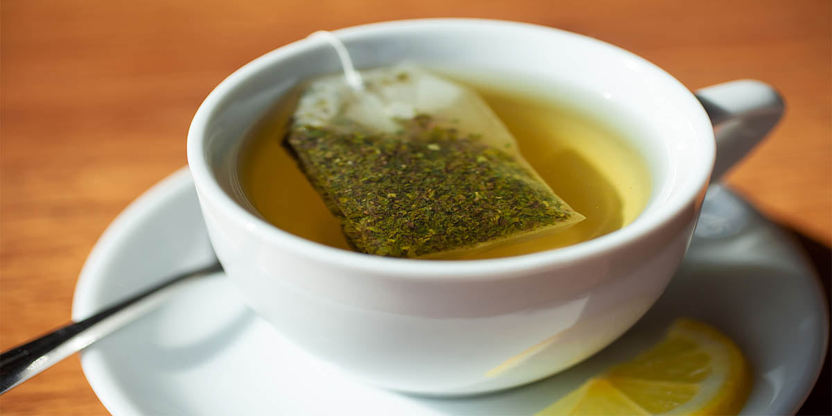 Herbs in Tea Bags