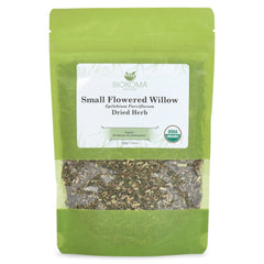 Organic Herb - Small-Flowered Willow (Epilobium Parviflorum) Organic Dried Herb 100g 3.55oz