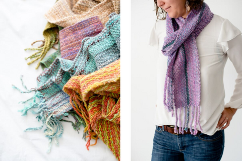 Shop All Handwoven Scarves