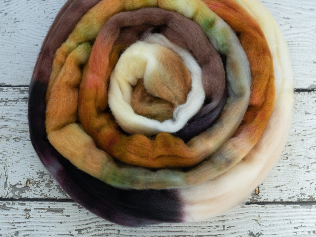 Polwarth 'Fox Den' 4 oz