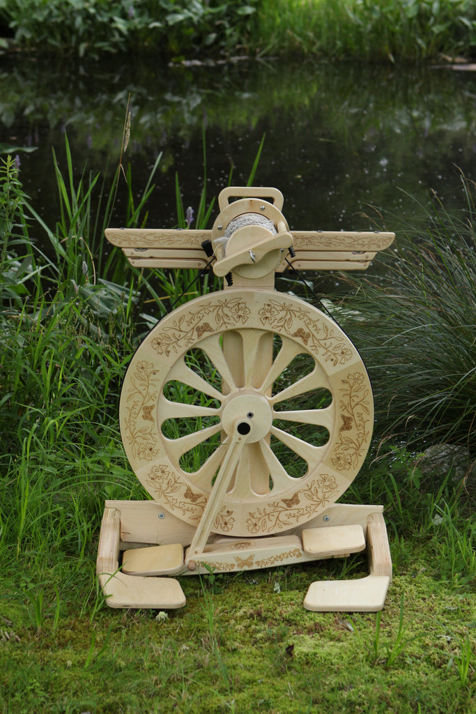 Monarch Spinolution Spinning Wheel