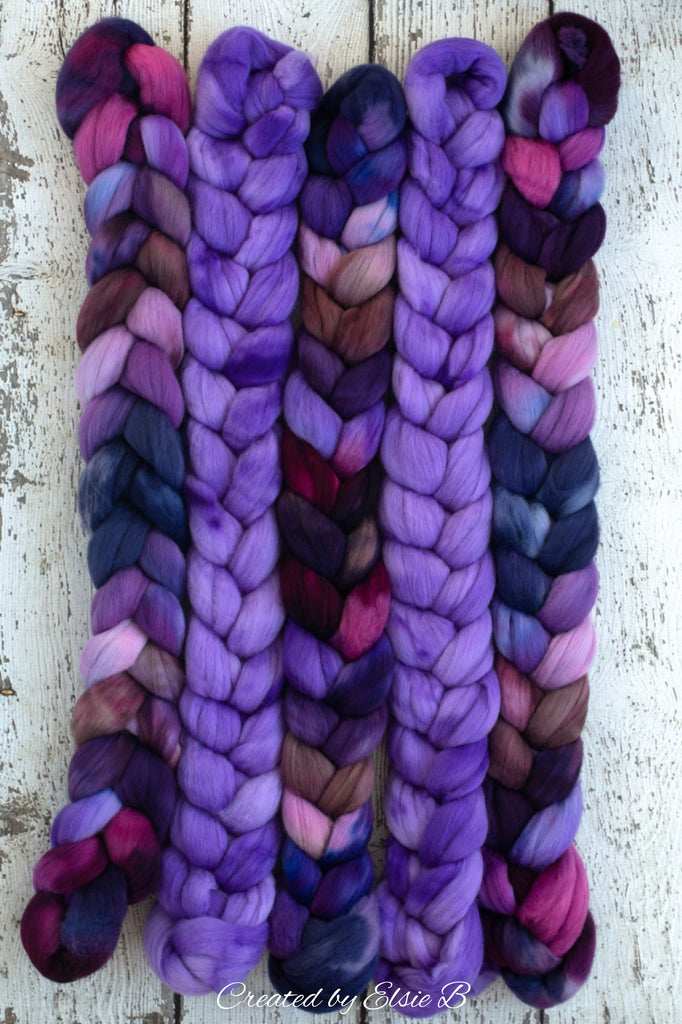 Polwarth 'Iris' 4 oz