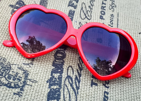 Hearts On Fire Sunglasses
