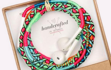 Happy-Nes Funky Handcrafted Earphones