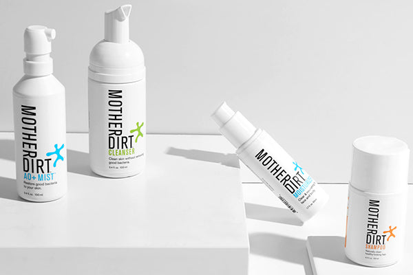 Mother Dirt Probiotic Skincare UK