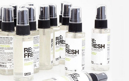 Refresh Facial Mist from Plant Apothecary