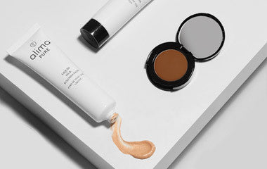 New Alima Liquid Foundation