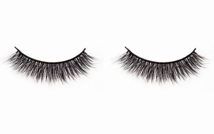 100% Silk cruelty free false lashes