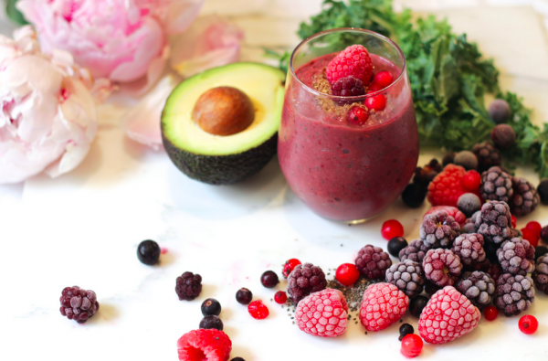 Berry Beautiful Smoothie