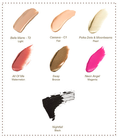 STATEMENT LIP SWATCHES