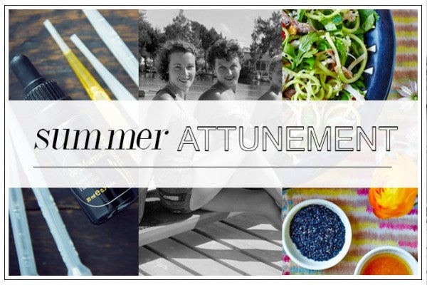 SUMMER ATTUNEMENT
