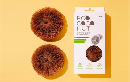 EcoCoconut Twin Scourer