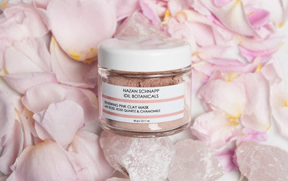 Idil Botanicals High Mineral Masks