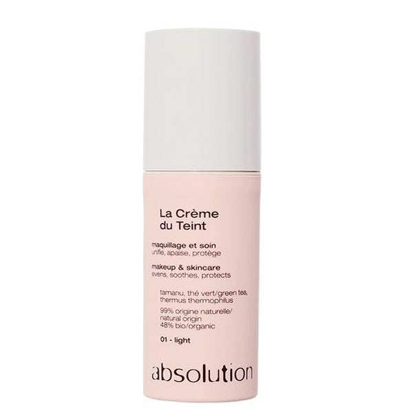 Absolution La Creme Du Teint - Content Beauty & Wellbeing