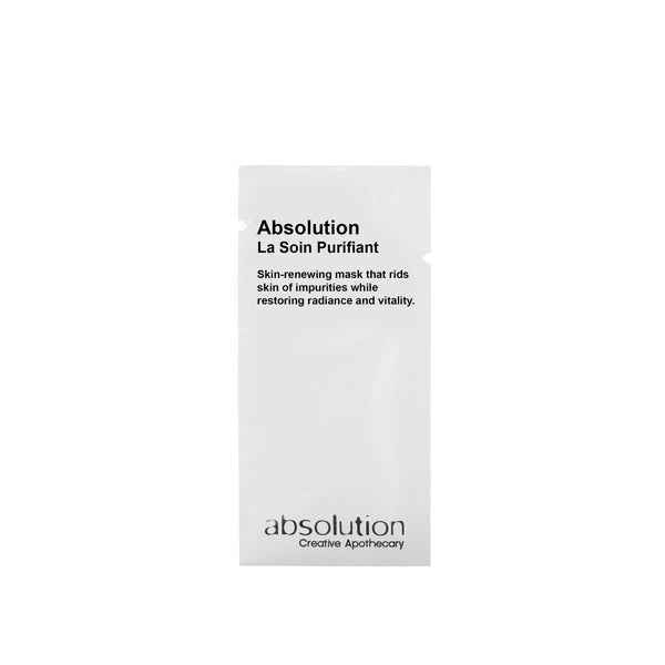 FREE SAMPLE ABSOLUTION LA SOIN PURIFANT