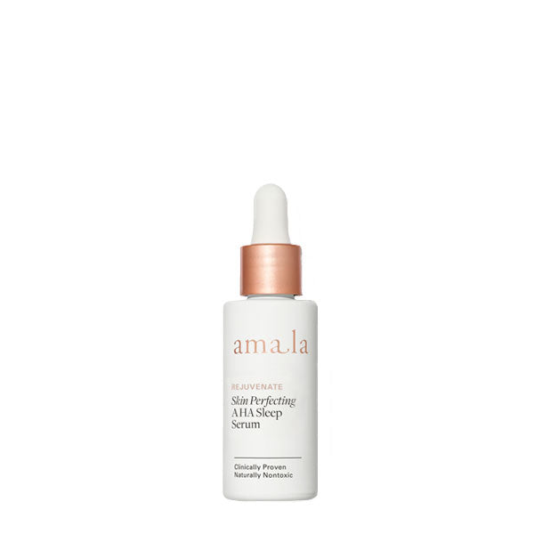 Amala Skin Perfecting AHA Sleep Serum