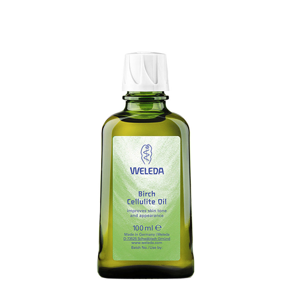 Weleda | Birch Cellulite Oil | Natural Skin Care