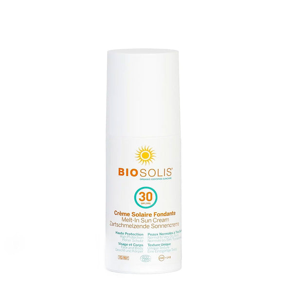 BioSolis Melt-In Sun Cream SPF30
