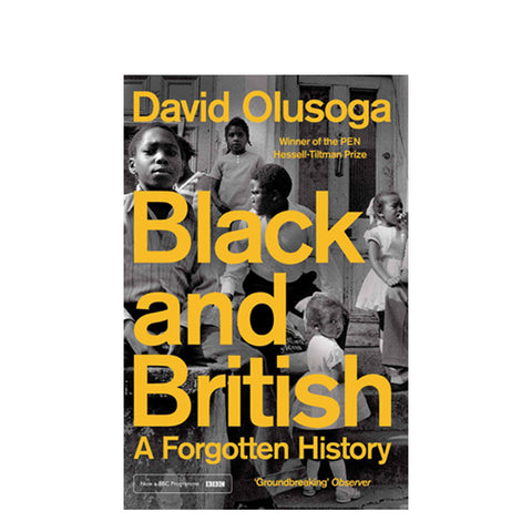 Black And British: A Forgotten History | Race & Equality Books