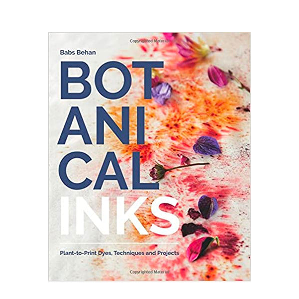 Botanical Inks  Plant Dye Book
