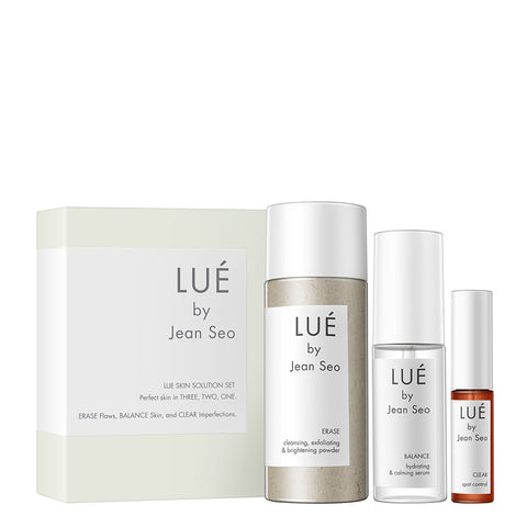 LUE | Skin Solution Set