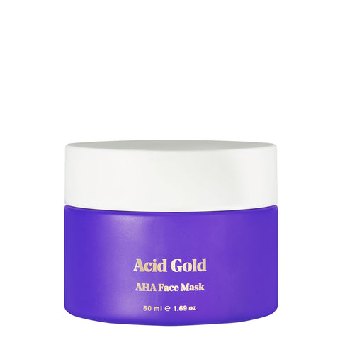 Bybi Gold Acid Mask