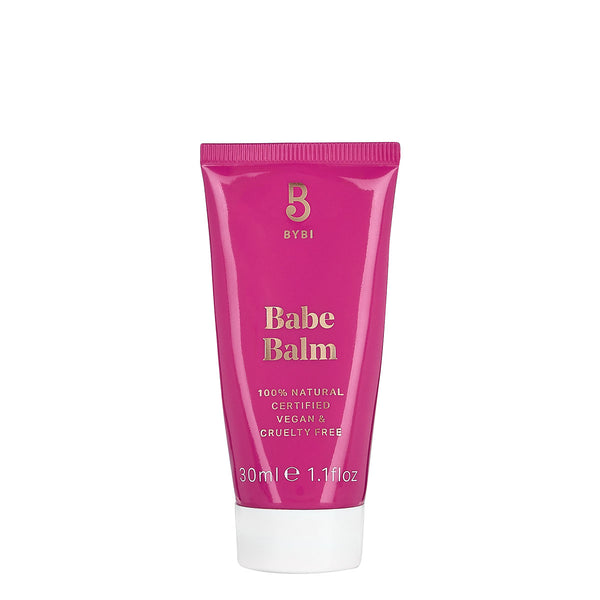 Bybi Beauty Babe Balm Tube Natural Face Balm UK | Plastic-free beauty products