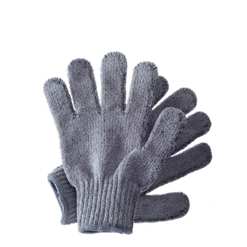 Hydrea Carbonized Exfoliating Gloves