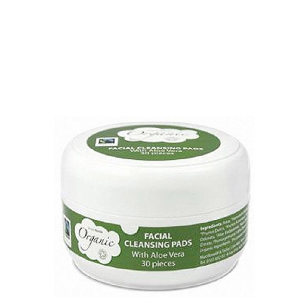 Simply Gentle | Organic Cotton Facial Cleansing Pads