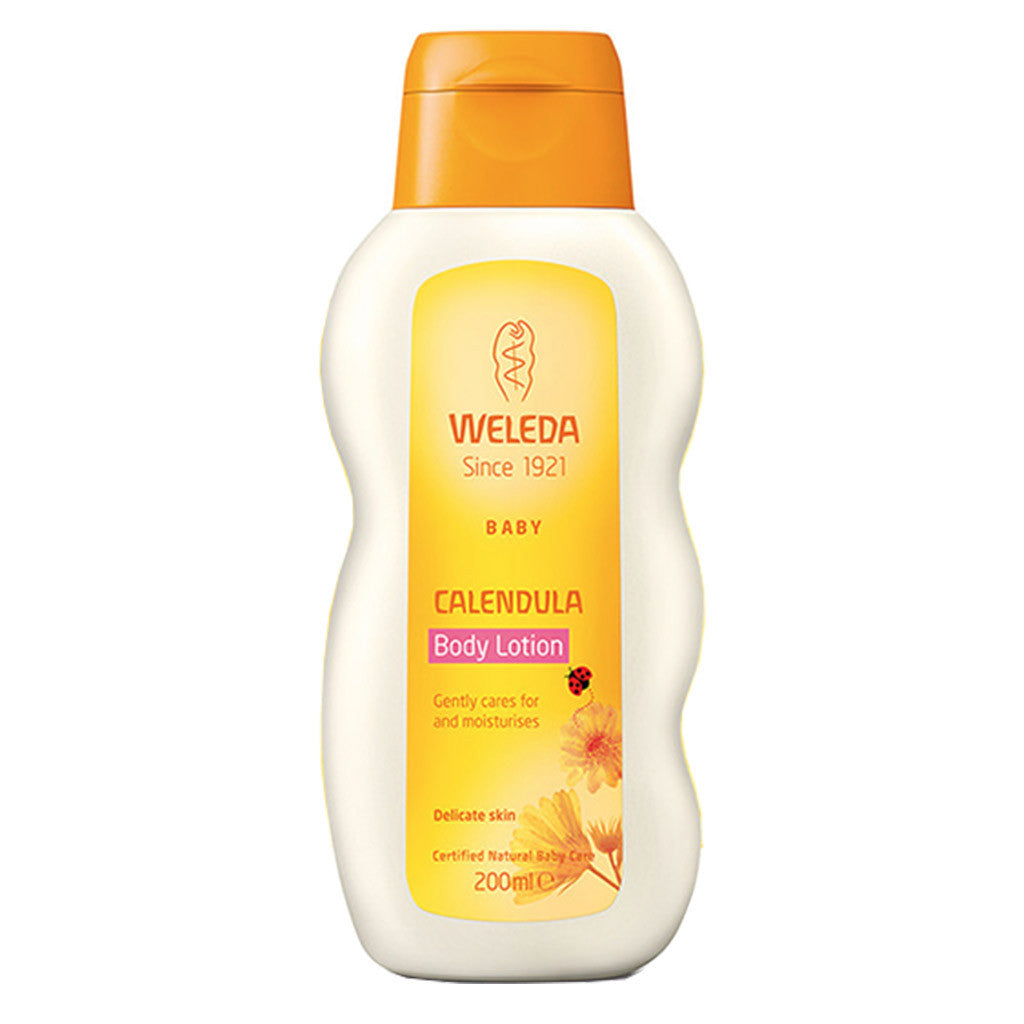 Weleda | Calendula Lotion | Natural Baby Products
