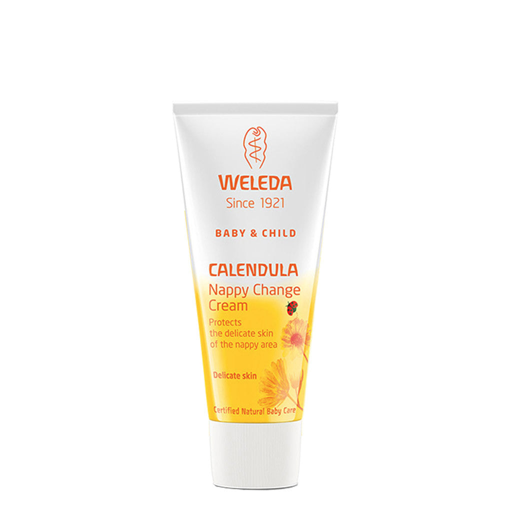 Weleda | Calendula Nappy Change Cream | Natural Baby Products