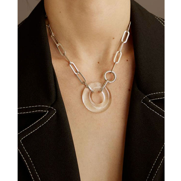 Cled Opening Necklace | Sustainable Jewellery | Instore & Online