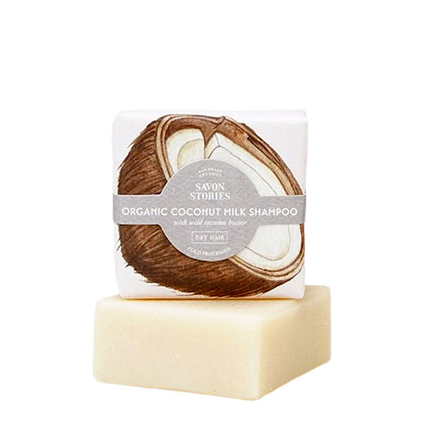 Savon Stories Shampoo Bar For Dry-Damaged Hair