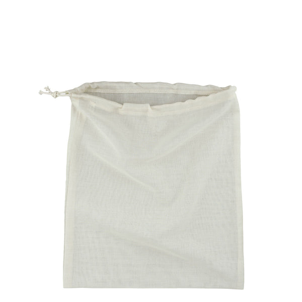 Content Green Fibres Drawstring Bag Medium
