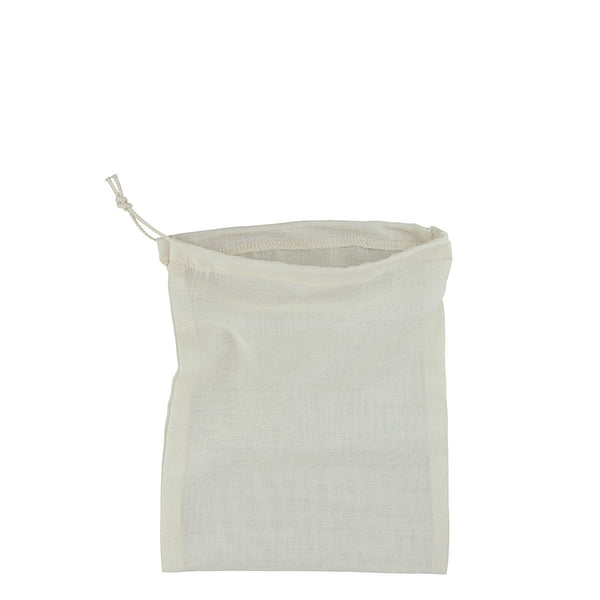 Content Green Fibres Drawstring Bag Small