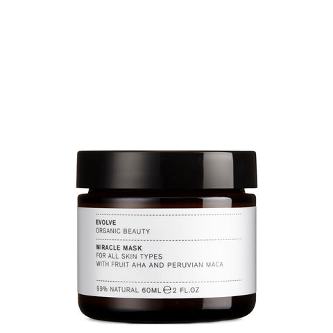 Evolve Miracle Mask | UK Stockist | Organic Skincare