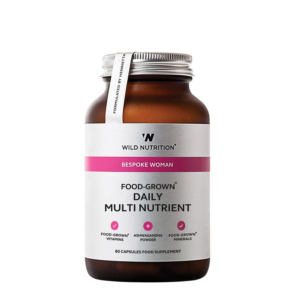 Wild Nutrition | Daily Multi Nutrient (Women's)